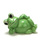 Bank by Made in China, Ceramic, Frog