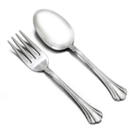 18th Century by Reed & Barton, Sterling Baby Spoon & Fork