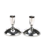 Celeste by Gorham, Sterling Candlestick Pair