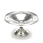 Rose Point by Wallace, Sterling Compote