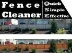 Exterior Cleaning Products Roof Deck Fence And Siding