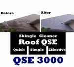 Roof Cleaning with Roof Cleaner QSE