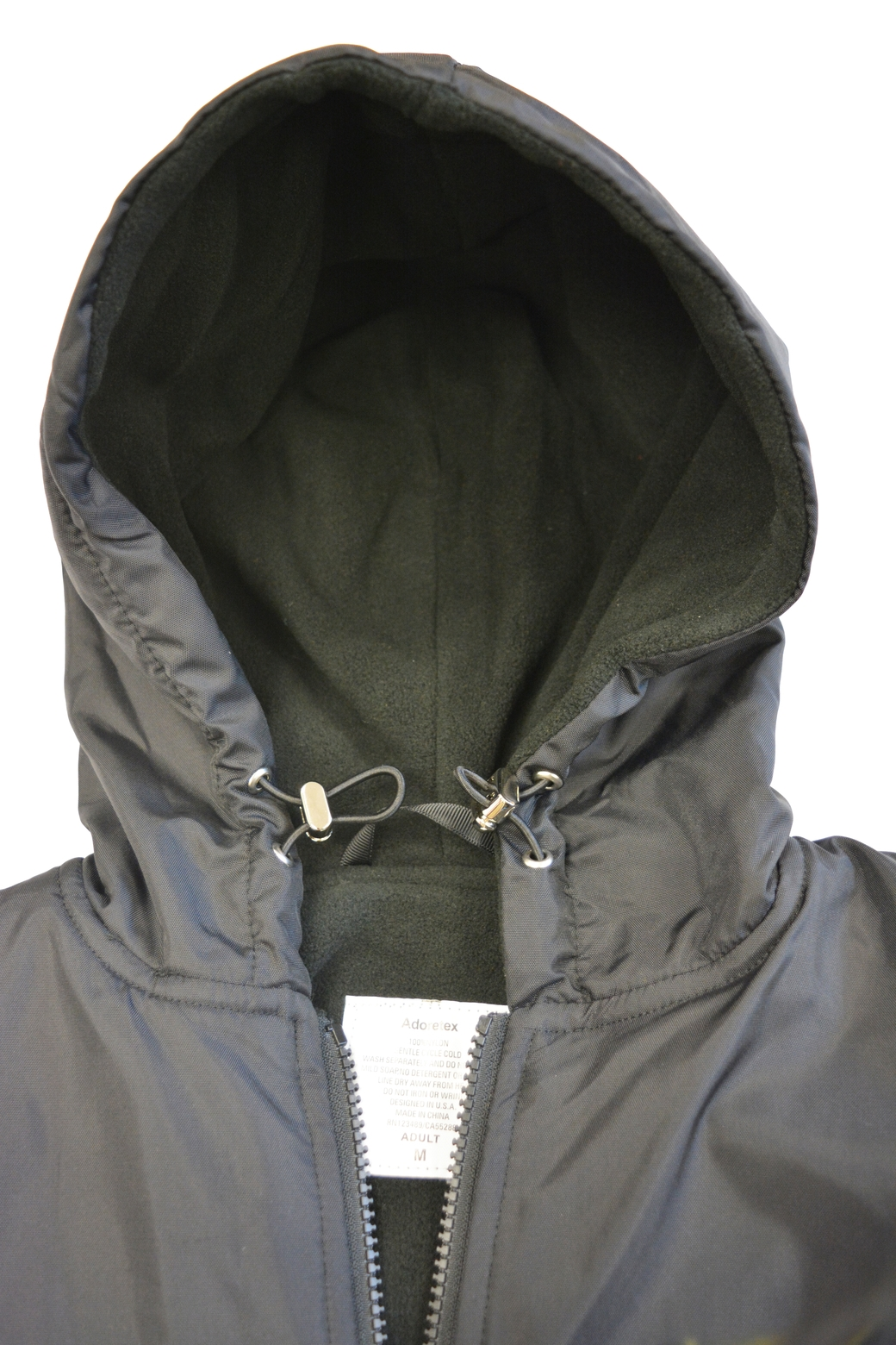 Adoretex Solid Swim Parka at Sunwavesports.com