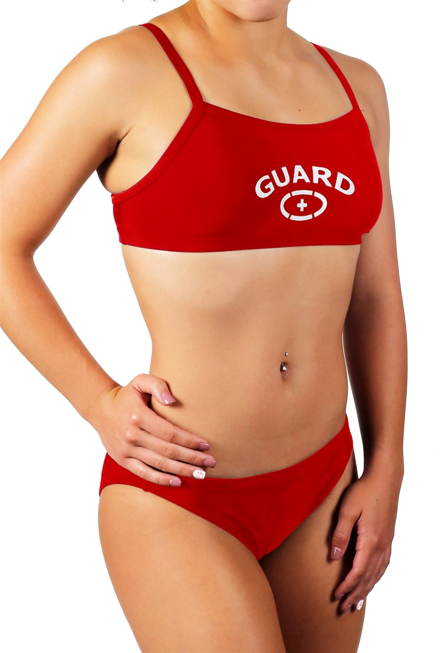 Adoretex Women's Guard Xtra Life Lycra Two Piece Swimsuit