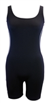 Adoretex Women's Polyester Unitard Swimsuit