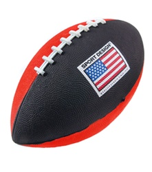 Wet Products Small Rubber Footballs -Assorted