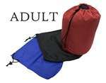 Adoretex Stuff Sack Swim Parka Bag-ADULT