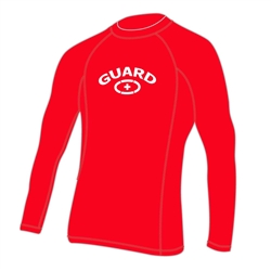 Adoretex Men's Guard Rashguard UPF 50+ Swimwear Swim Shirt