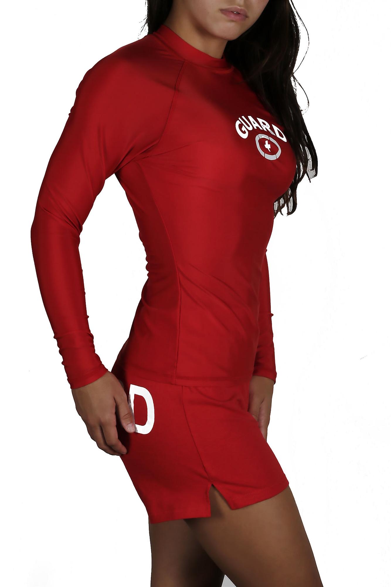 Adoretex Mens Rashguard Long Sleeve Swim Shirt