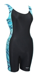 Adoretex Plus Size Womens Lycra Unitard Swimsuit