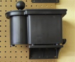 Golf Cart Universal Black Ball Washer