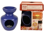 Aromatherapy Diffuser - Eve Blue with Romance Blend