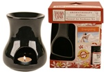 Aromatherapy Diffuser - Kiva Black with Energizing Blend