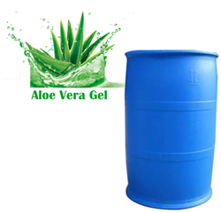 Aloe Vera Gel 55 gallon Drum