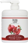 Massage Creme Pomegranate 19 oz.