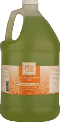 Aromatherapy+ Massage & Body Oil - Jasmine & Clementine 1 gallon
