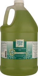 Aromatherapy+ Massage & Body Oil - Lemongrass & Sage 1 gallon