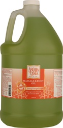 Aromatherapy+ Massage & Body Oil - Ylang Ylang & Ginger 1 gallon