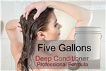 Professional Deep Moisturizing Conditioner 5 Gallon
