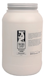 Rich Body Creme/Cream - Unscented 1 Gallon