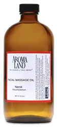 Facial Massage Oil Neroli 16 oz.
