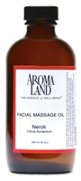 Facial Massage Oil Neroli 8 oz.