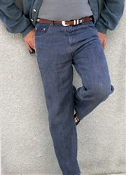 Nuccio Five Pocket Hemp Jean