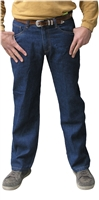 Hemp Jeans with gusset crotch