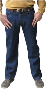 Chi Gusseted Hemp Jean...more in Production for September Delivery