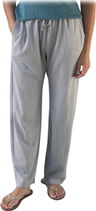 Dash Hemp jersey drawstring pant is made from 55% Hemp and 45% Organic Cotton