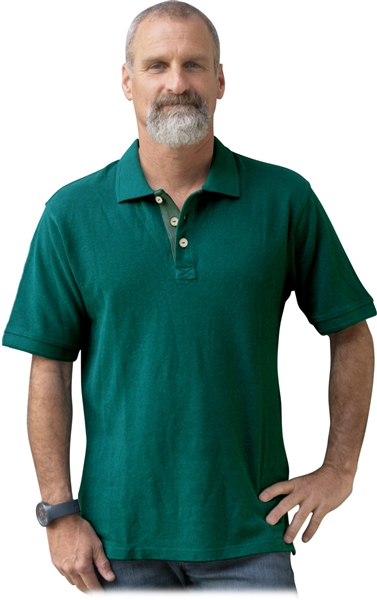 Dash hemp polo