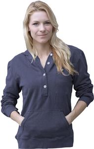woman's hemp hoodie