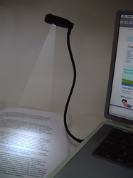 USB powered LED laptop computer light