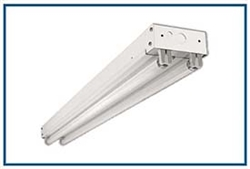LED Strip lighting fixture