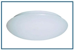 LED ceiling mounted lighting fixture