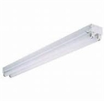 24 inch Two Tube T5 HO Fluorescent Dimming Fixture with Lamps