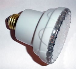 Nature-Safe 72 LED Amber Turtle Light