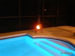 BULBWIZARDS Poolbright Color Changing Led Pool Bulb 120 Volt-Made in The USA!