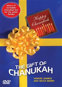 The Gift of Chanukah DVD