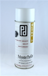 A-504-3: Ultra 3 Polyester Parfilm Spray