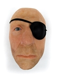 J-301-3: Adult Size Adjustable Silicone Eye Patch