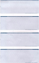 4 Checks per Page Legal Check Paper MICRpro
