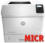 HP M604N MICR Network Laser Printer - New (With MICR Toner - 50ppm)