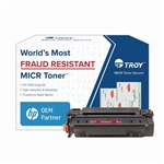 Troy Brand HP 2400, 2410, 2420, 2430 Q6511X MICR Toner Cartridge 02-81134-001
