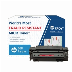TROY Brand Secure MICR P3005 / Q7551X High Yield Toner Cartridge - New Troy 02-81200-001
