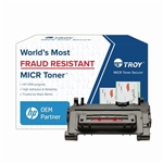 Genuine TROY Brand Secure MICR P4014, P4015, P4510, P4515 Toner Cartridge - New Troy 0281300001