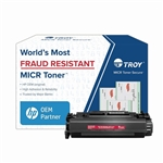 TROY Brand Secure MICR M602 / M603 / CE390X High Yield Toner Cartridge - New Troy 02-81351-001