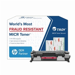 TROY Brand Secure MICR M401 / CF280A Toner Cartridge - New Troy 02-81550-001