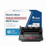 TROY Brand Secure MICR M608 / M609 / CF237X High Yield Toner Cartridge - New Troy 02-82041-001