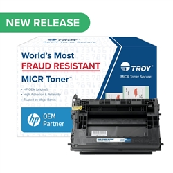 TROY Brand Secure MICR M610 / M611 / M612 / W1470A Toner Cartridge - New Troy 02-W1470A-001